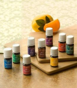 Body Mind and Soul Essentials oils