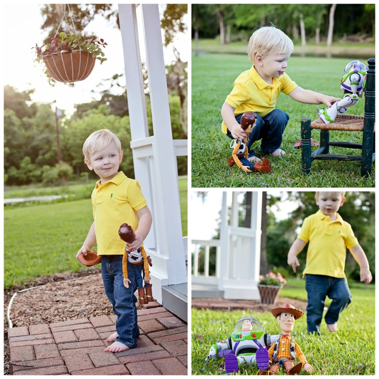 Rowdy Toy Story Pics Collage