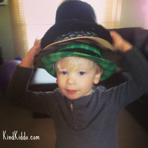 KK Rowdy hats