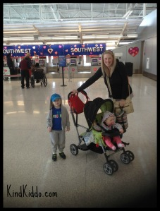 KK Brit Rowdy Romy airport