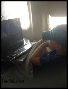 KK Rowdy computer airplane