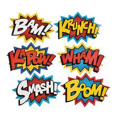 cartoon fight sounds