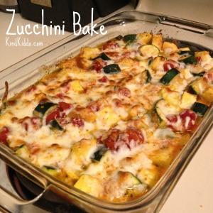 kk zucchini bake
