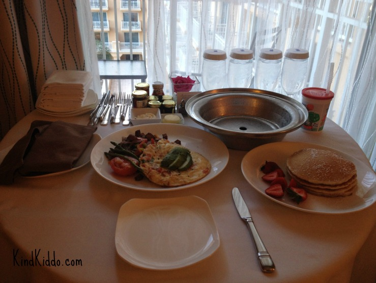 Room service, room service, room service!