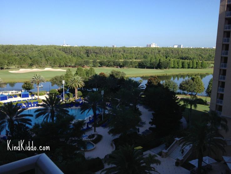 KK Ritz view