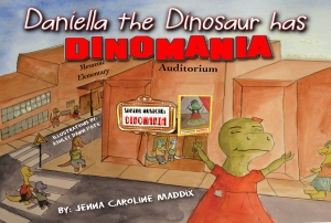 Dinomania_Front Cover
